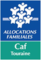 Logo CAF Touraine