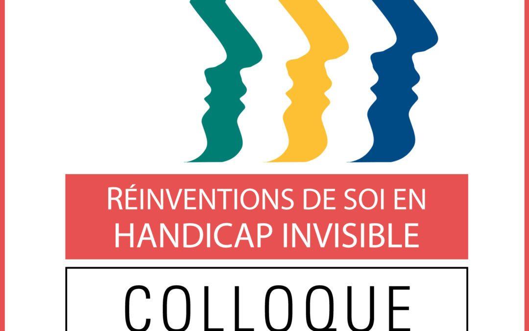 COLLOQUE HANDICAP INVISIBLE CROIX ROUGE LE 7 OCTOBRE 2019 CHAMBRAY LES TOURS